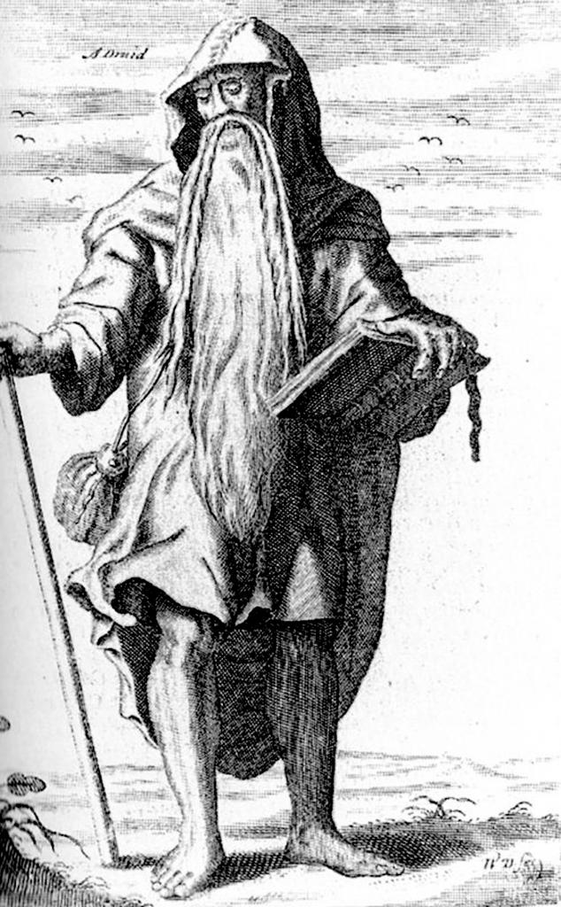 Britannia Antiqua Illustrata 1676
